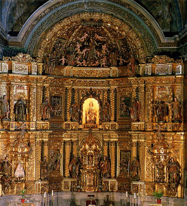 The gallery for sagrada familia interior - Estilo sagrada familia ...