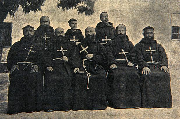 Resultado de imagen para Imagen de los Misioneros capuchinos