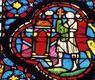 Vidrieras de St. Chapelle. París